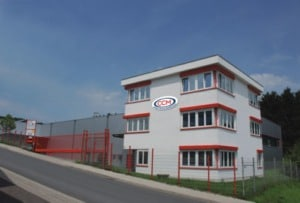 CCM headquarters in Overath